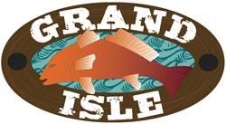 Grand Isle logo